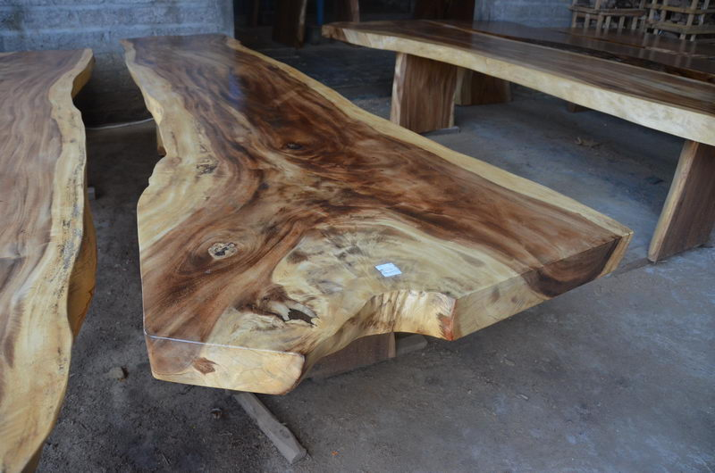 Acacia Wood Table  cm  cm  Bali Wood Slab