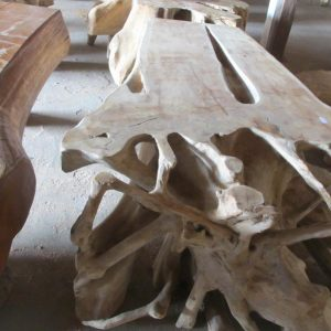 Coffee Table Teak Wood Bali Wood Slab