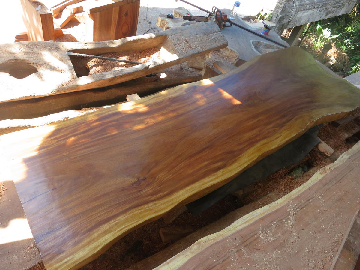 Some Photos From Warehouse Bali Wood Slab