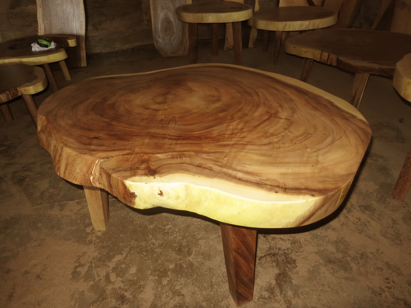 Permalink to How To Make Wood Slab Coffee Table